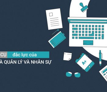 Phần mềm chấm công - công cụ quản lý nhân sự chuyên nghiệp