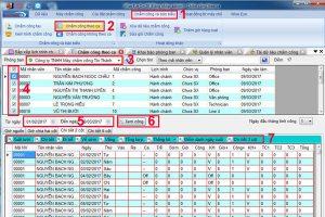 phần mềm đa dạng báo cáo